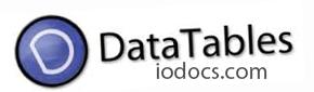 DataTableJS