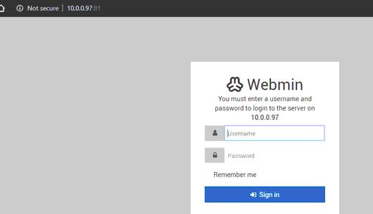 webmincustomport
